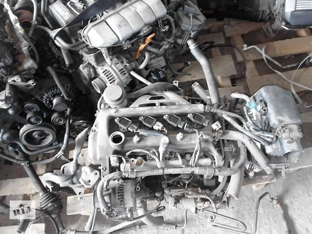 Б/у Блок двигателя, Двигатель 1,3 бензин Тойота Ярис Toyota Yaris 2001- объявление о продаже  в Рожище