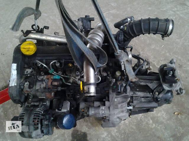 бу Б/у Блок двигателя двигуна Renault Kangoo Кенго 1,5 DCI К9К B802, N764 2008-2012 в Луцке