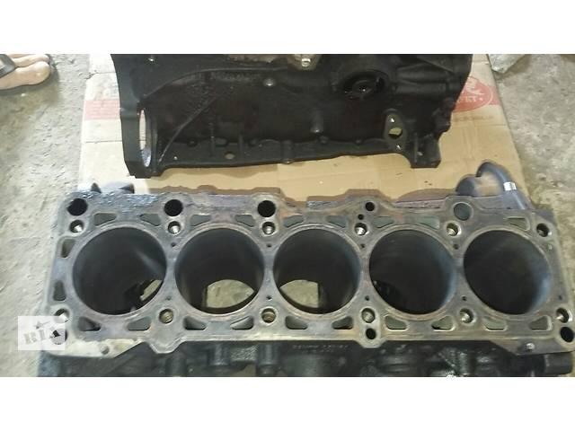 продам Б/у Блок двигателя двигуна Volkswagen Crafter Фольксваген Крафтер 2.5 TDI BJK/BJL/BJM (80кВт, 100кВт, 120кВт) бу в Рожище