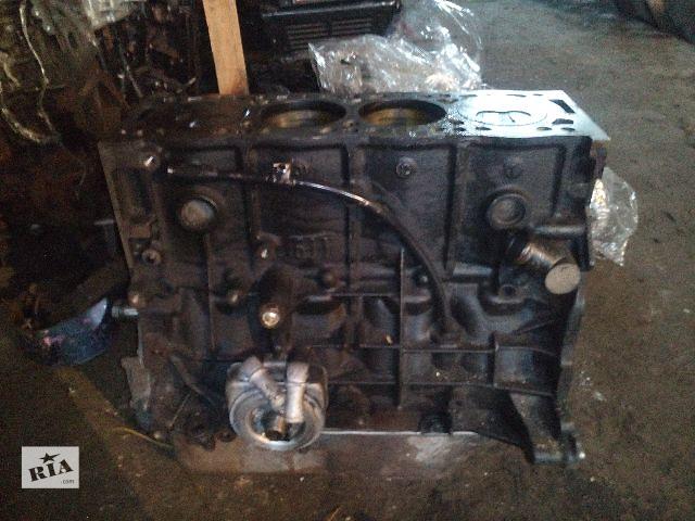 продам Б/у блок двигателя в сборе для легкового авто Citroen Berlingo 1.9d (DW-8) бу в Ковеле