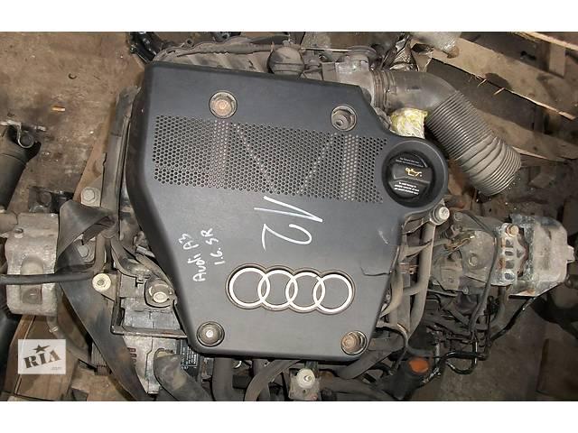 Б/у Блок двигуна 1,8 бензин Turbo Audi A4 2004 MALYZ- объявление о продаже  в Рожище