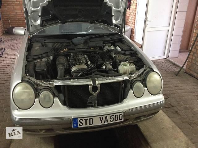 Б/у блок двигуна для легкового авто Mercedes 210- объявление о продаже  в Луцке