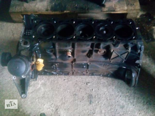 бу Б/у блок двигуна для легкового авто Mercedes Sprinter 316 в Львове