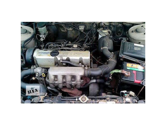 продам Б/у блок двигуна для легкового авто Nissan Bluebird 2.0 d бу в Ужгороде