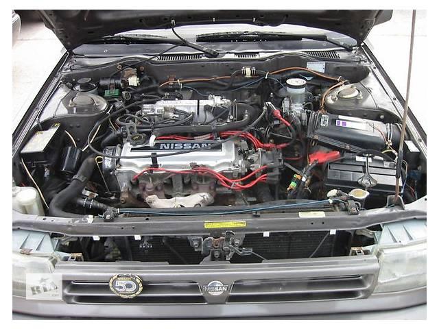 купить бу Б/у блок двигуна для легкового авто Nissan Bluebird 2.0 в Ужгороде