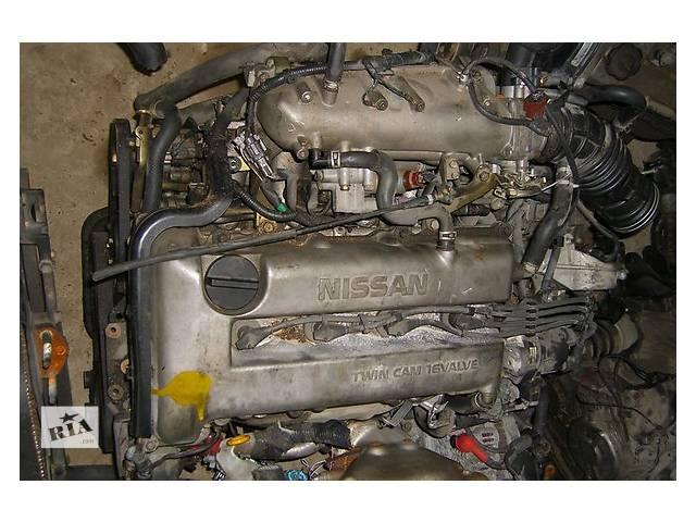 Б/у блок двигуна для легкового авто Nissan Maxima 3.0- объявление о продаже  в Ужгороде