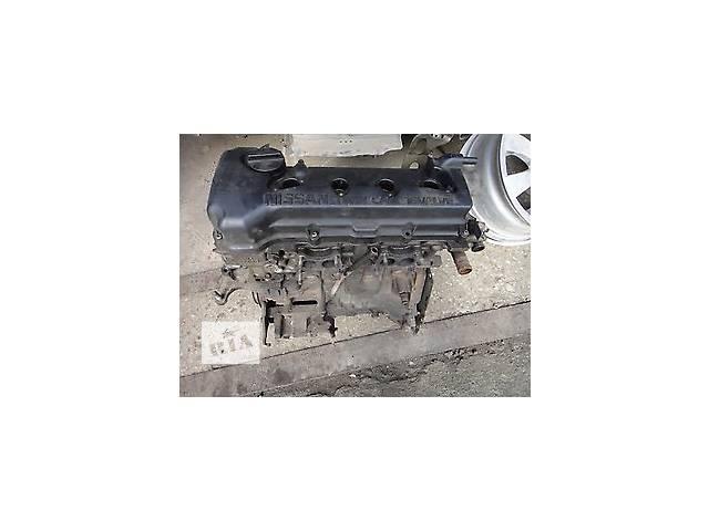 продам Б/у блок двигуна для легкового авто Nissan Sunny 1.5 бу в Ужгороде