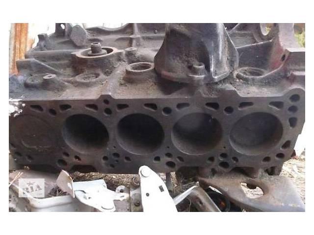 бу Б/у блок двигуна для легкового авто Nissan Sunny 2.0 d в Ужгороде
