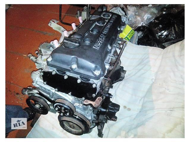 купить бу Б/у блок двигуна для легкового авто Nissan Terrano 3.0 d в Ужгороде
