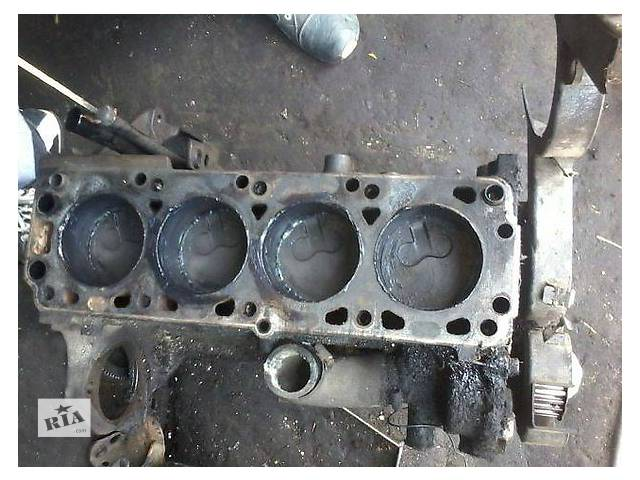 купить бу Б/у блок двигуна для легкового авто Opel Ascona 1.6 d в Ужгороде
