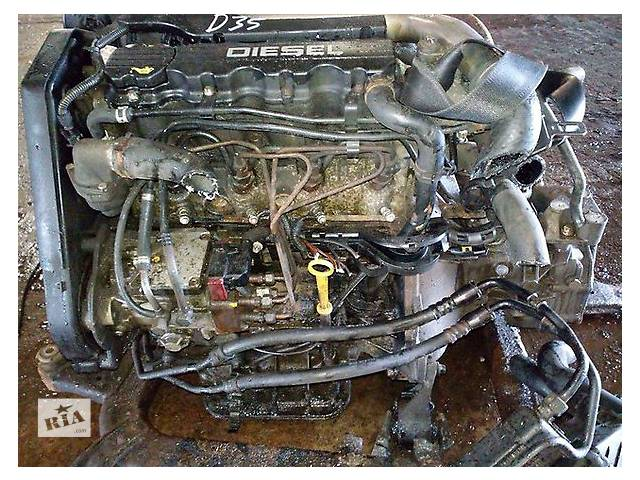 бу Б/у блок двигуна для легкового авто Opel Astra G 1.7 td в Ужгороде