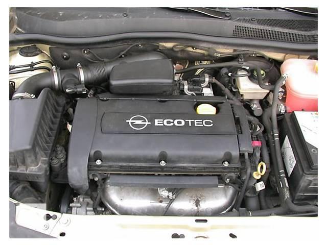 Б/у блок двигуна для легкового авто Opel Astra H Sedan 1.7- объявление о продаже  в Ужгороде