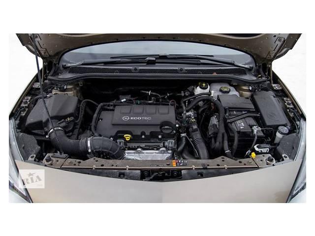 бу Б/у блок двигуна для легкового авто Opel Astra J 1.6 в Ужгороде