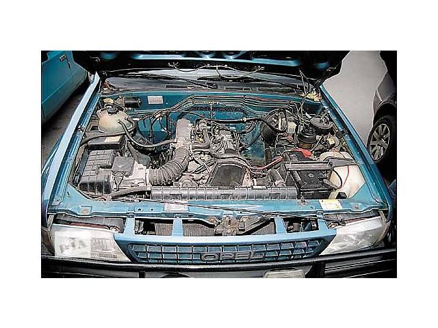 Б/у блок двигуна для легкового авто Opel Frontera 2.5 tds- объявление о продаже  в Ужгороде