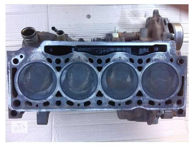 Б/у блок двигуна для легкового авто Renault 19 1.9 d- объявление о продаже  в Ужгороде