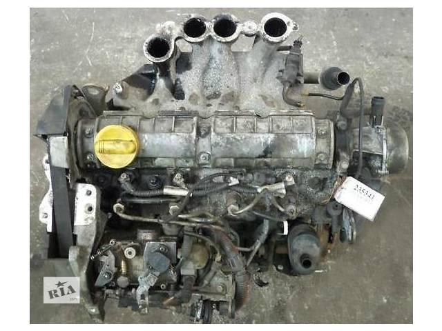 Б/у блок двигуна для легкового авто Renault 21 2.1 d- объявление о продаже  в Ужгороде