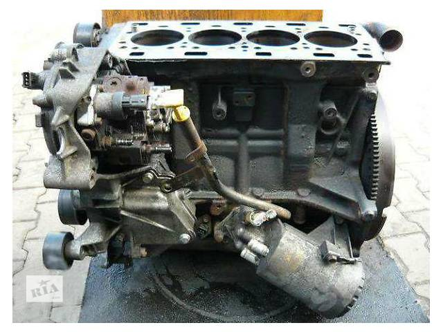 Б/у блок двигуна для легкового авто Renault 21 2.2- объявление о продаже  в Ужгороде