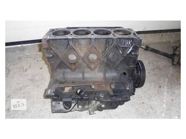 Б/у блок двигуна для легкового авто Renault Kangoo 1.9 dci- объявление о продаже  в Ужгороде