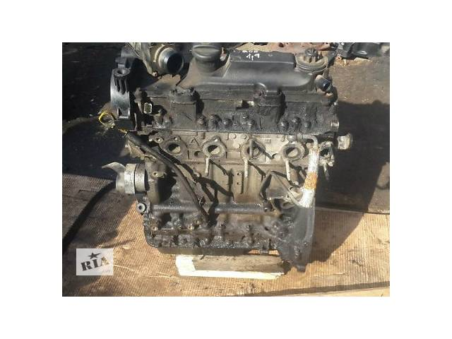продам Б/у блок двигуна для легкового авто Renault Megane 1.9 d бу в Ужгороде