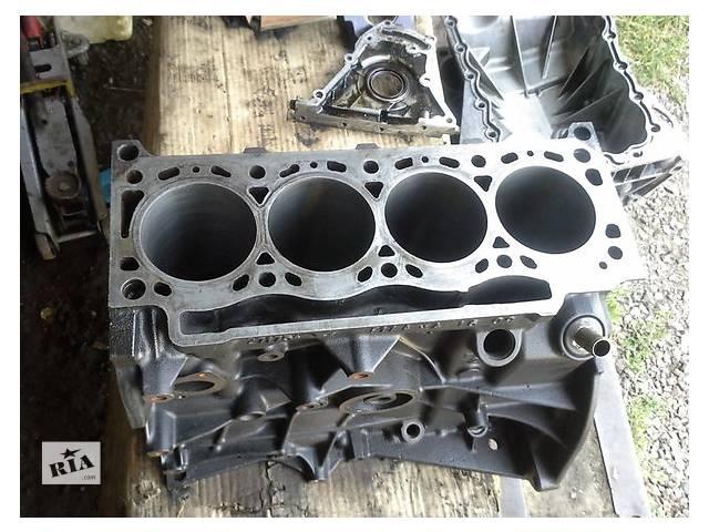 бу Б/у блок двигуна для легкового авто Renault Megane 1.9 dci в Ужгороде