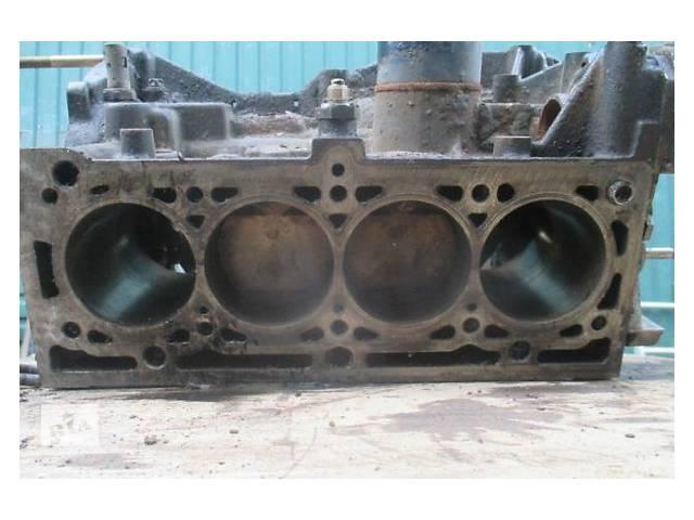 бу Б/у блок двигуна для легкового авто Renault Scenic 1.4 в Ужгороде