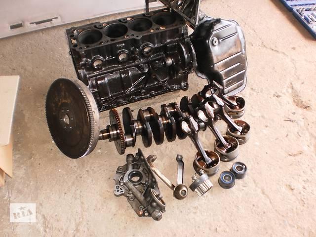 Б/у блок двигателя 2,0 16в бензин Opel Vectra B- объявление о продаже  в Новом Роздоле