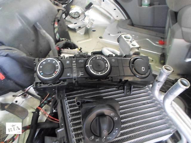 продам Б/у Блок кнопок HVW9065453507 Фольксваген Крафтер Volkswagen Crafter (06-11) бу в Луцке