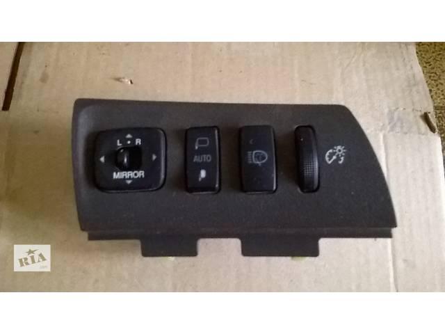 продам Б/у блок кнопок управления в торпедо 84119-33140,84872-30020, 84873-30020, 84150-30010 для седана Lexus ES 350 2007г бу в Киеве