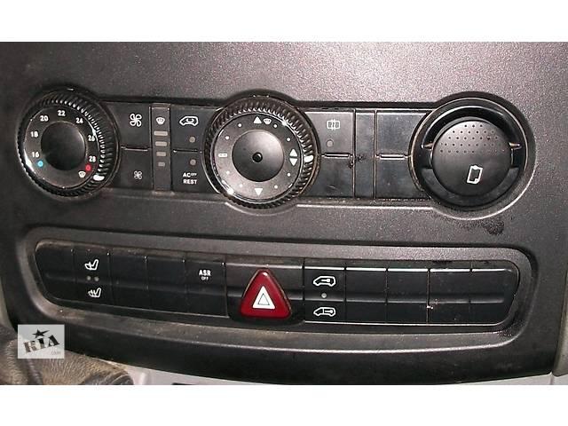 бу Б/у блок кнопок в торпеду для автобуса Volkswagen Crafter в Луцке