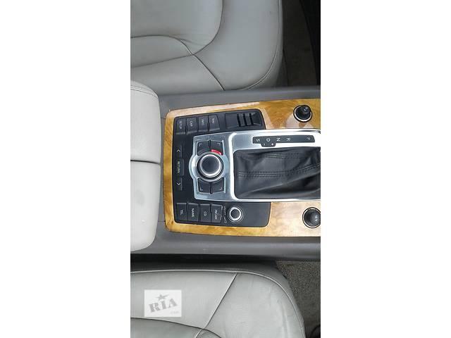 бу Б/у блок кнопок в торпеду для легкового авто Audi Q7 в Львове