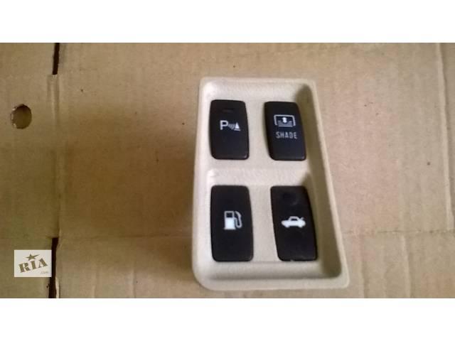продам Б/у блок кнопок в торпеду 84840-33080, 84490-33010,84940-33030 для седана Lexus ES 350 2007г бу в Николаеве