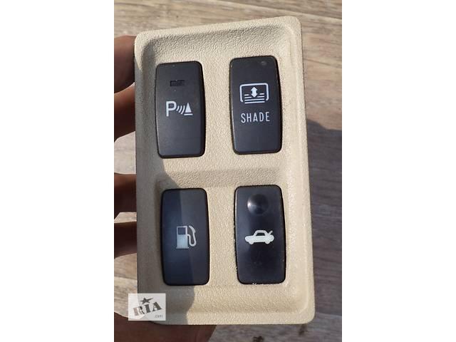 Б/у блок кнопок в торпеду 84840-33080, 84490-33010,84940-33030 для седана Lexus ES 350 2007г- объявление о продаже  в Киеве