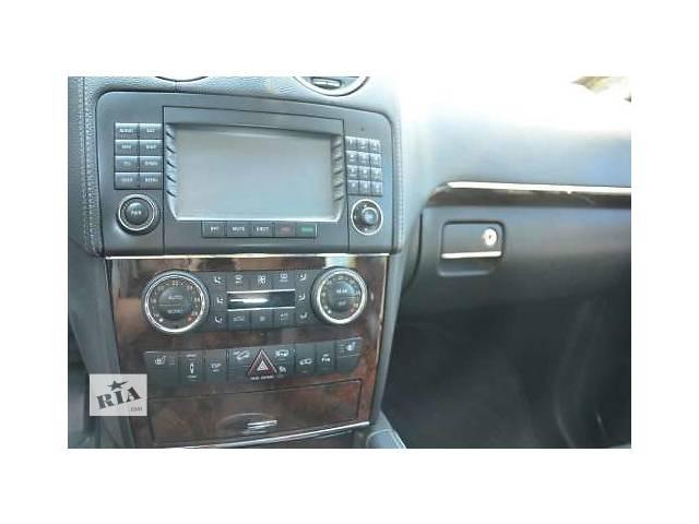 бу Б/у блок кнопок в торпеду Mercedes GL-Class 164 2006 - 2012 3.0 4.0 4.7 5.5 Идеал !!! Гарантия !!! в Львове