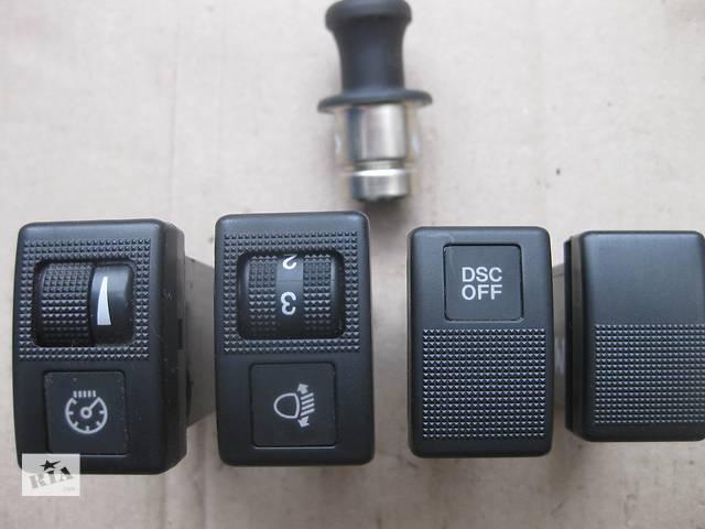 бу Б/у блок кнопок в торпеду прикуриватель кнопки Mazda 6 в Львове