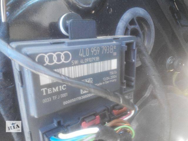 бу Б/у Блок комфорта блок управления стеклоподьёмниками для легкового авто Audi Q7 2007 в Львове