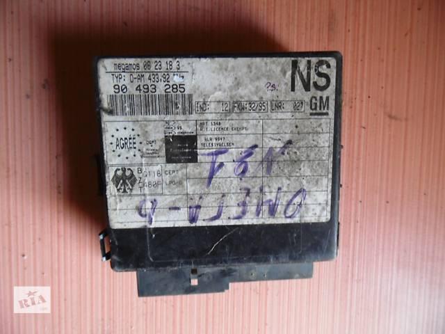 продам Б/у блок комфорта для легкового авто Opel Omega B 1996 2.0 бу в Дубно
