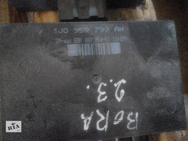 бу Б/у блок комфрта для легкового авто Volkswagen в Львове
