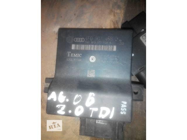 бу Б/у блок модуль gateway управления для седана Audi A6 2006 в Львове