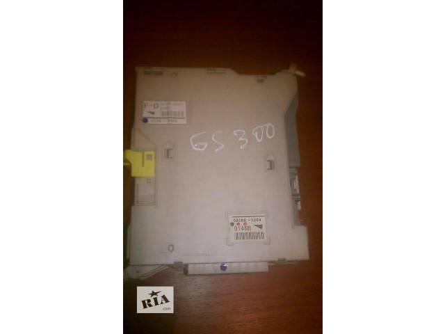 продам Б/у блок предохранителей 82730-30321 для седана Lexus GS 300 2007г бу в Николаеве