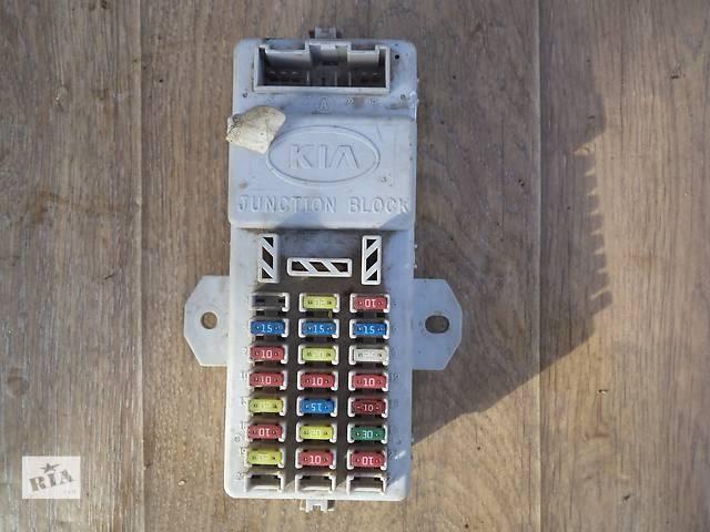 купить бу Б/у блок предохранителей 91170-3E920 для кроссовера Kia Sorento 2005г в Николаеве