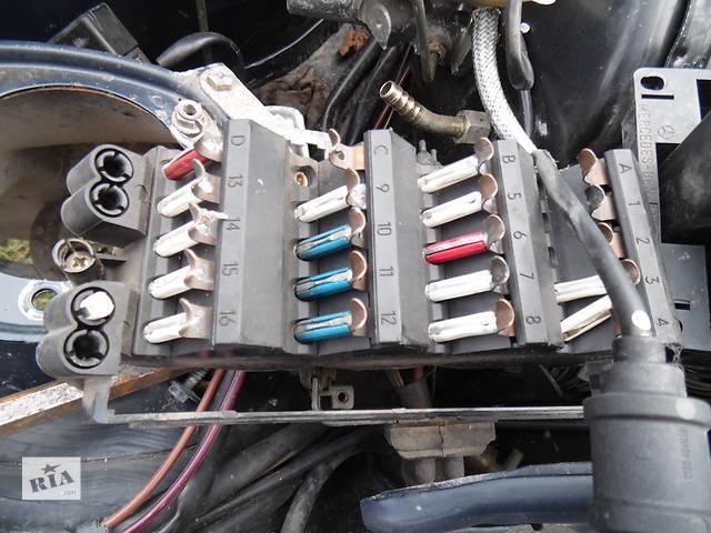 продам Б/у блок предохранителей для легкового авто Mercedes 124 бу в Дубно