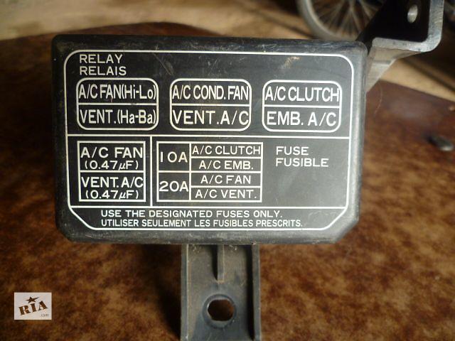 продам Б/у блок предохранителей для легкового авто Mitsubishi Eclipse 1994 бу в Черновцах