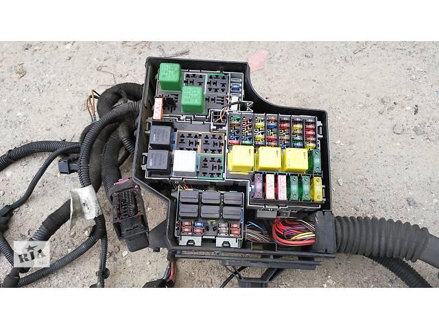 бу Б/у блок предохранителей для легкового авто Opel Corsa С Combo C в Умани