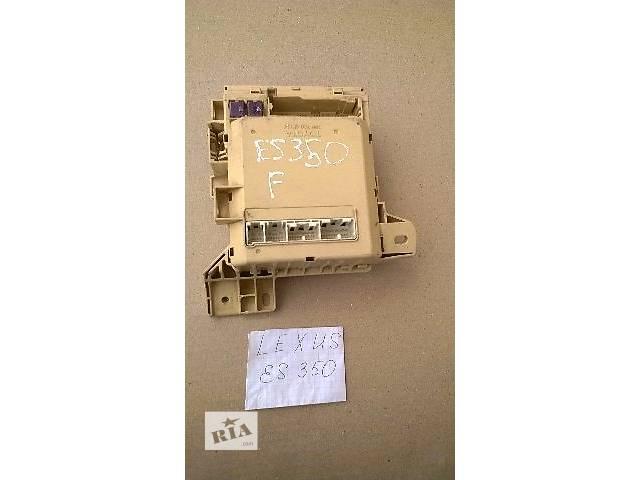 бу Б/у блок предохранителей 82730-33602 для седана Lexus ES 350 2007г в Киеве
