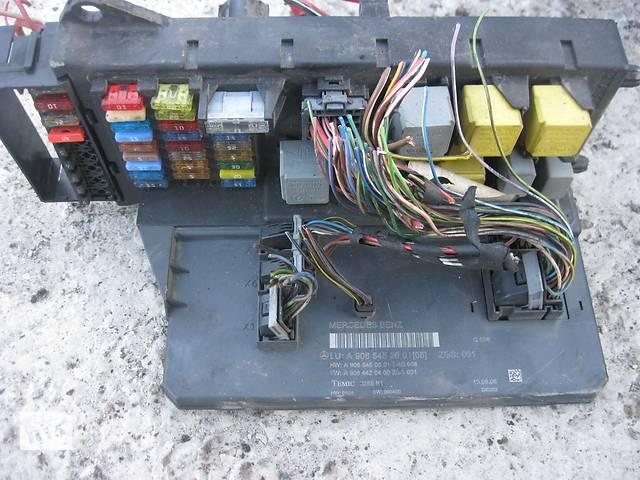 купить бу Б/у блок SAM Volkswagen Crafter 2.5 tdi в Ровно