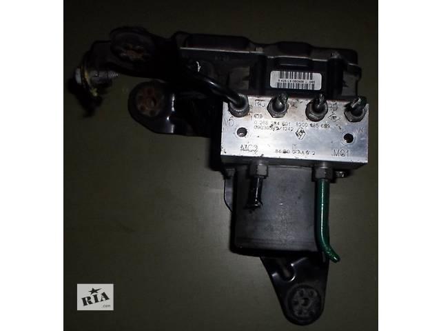 Б/у Блок управления abs Блок АБС 8200685699 0265234601 на Рено Канго Кенго Renault Kangoo2 (2008-2011)- объявление о продаже  в Рожище