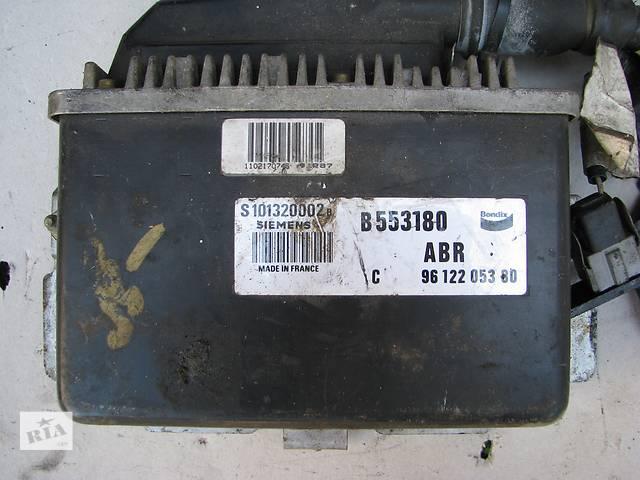бу Б/у блок управления ABS Citroen XM Y3 1990-1994 в Броварах