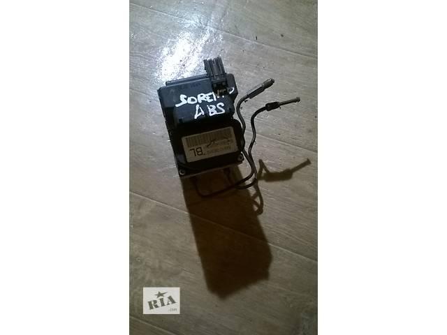 Б/у блок управления abs 58910-3E310 для кроссовера Kia Sorento 2005г- объявление о продаже  в Николаеве