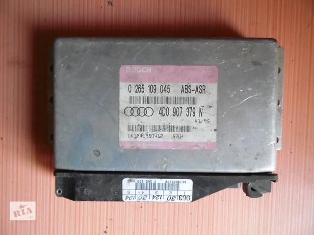 купить бу Б/у блок управления abs для легкового авто Audi A4  A6 A8 в Дубно (Ровенской обл.)