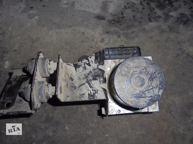 Б/у блок управления abs для легкового авто Skoda Fabia 2007- объявление о продаже  в Львове